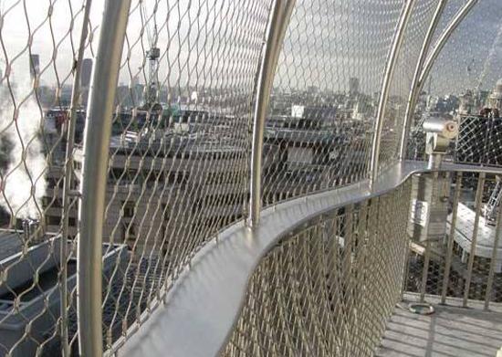 不锈钢防护网