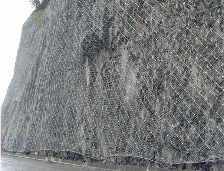 边坡防护网价格